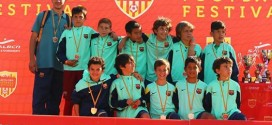BARCELONA FOOTBALL FESTIVAL 2015